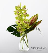 Unforgettable Elegance Cymbidium Orchid Fashion Bouquet