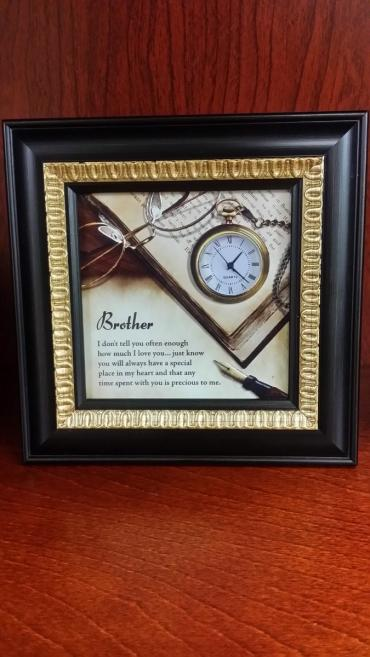 Table top clock - Brother
