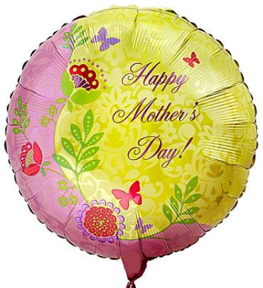 Happy Mother\'s Day Mylar Balloon