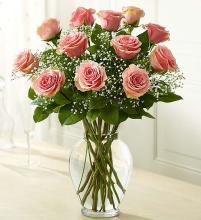Rose Elegance™ Premium Long Stem Roses-Pink