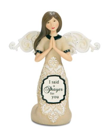 "5.5"" Angel praying"