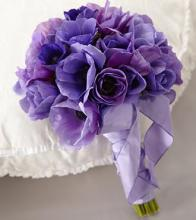 The Purple Passion Bouquet