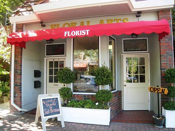 Local Florist, Flower shop