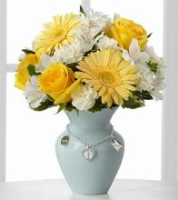 Mother\'s Charm Bouquet - Boy