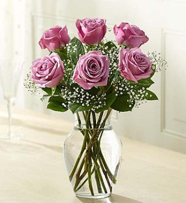 Love\'s Embrace™ Roses – Purple