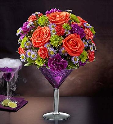 Shocktail Martini Bouquet