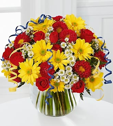All for You\'r Birthday Bouquet