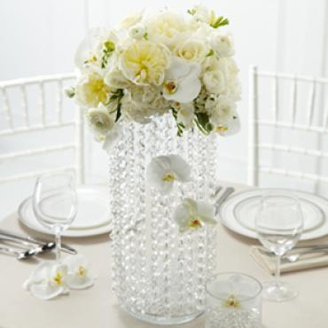 The Sparkling Toast Centerpiece